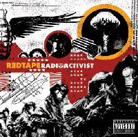 Red Tape - Radioactivist (Cover Artwork)