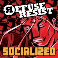 Refuse Resist - Socialized (Cover Artwork)