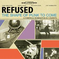 Refused - The Shape of Punk to Come [reissue] (Cover Artwork)