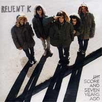 Relient K - Five Score and Seven Years Ago (Cover Artwork)