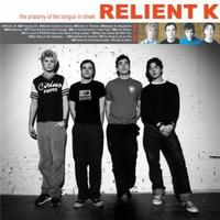 Relient K - The Anatomy of the Tongue in Cheek (Cover Artwork)