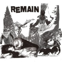 Remain - 2010 EP (Cover Artwork)