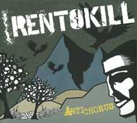 Rentokill - Antichorus (Cover Artwork)