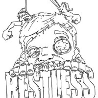 Restless - Demo 2K11 (Cover Artwork)