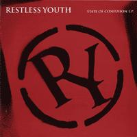 Restless Youth - State Of Confusion (Cover Artwork)