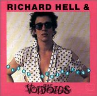 Richard Hell and The Voidoids - Blank Generation (Cover Artwork)