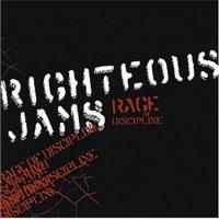 Righteous Jams - Rage of Discipline (Cover Artwork)