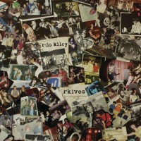 Rilo Kiley - Rkives (Cover Artwork)