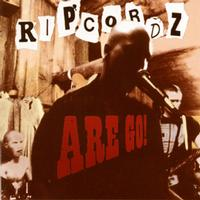 The Ripcordz - Are Go(d) (Cover Artwork)