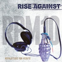 Rise Against - RPM10 (Cover Artwork)