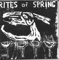 Rites of Spring - End on End (Cover Artwork)