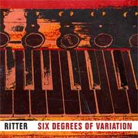 Ritter - Six Degrees of Variation (Cover Artwork)