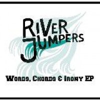 River Jumpers - Words, Chords and Irony (Cover Artwork)