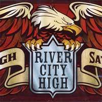 River City High - Not Enough Saturday Nights (Cover Artwork)