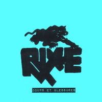 Rixe - Coups & Blessures [7-inch] (Cover)