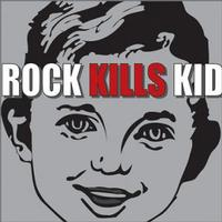 Rock Kills Kid - Rock Kills Kid (Cover Artwork)