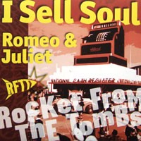 Rocket from the Tombs - I Sell Soul [7-inch] (Cover Artwork)
