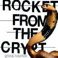 Rocket From The Crypt - Group Sounds (Cover Artwork)
