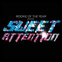 Rookie of the Year - Sweet Attention (Cover Artwork)