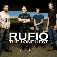 Rufio - The Loneliest (Cover Artwork)