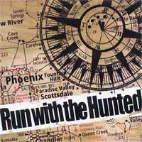 Run with the Hunted - Find Your Way Out (Cover Artwork)