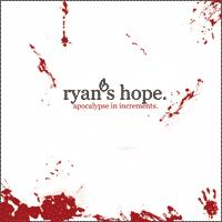 Ryan's Hope - Apocalypse in Increments (Cover Artwork)