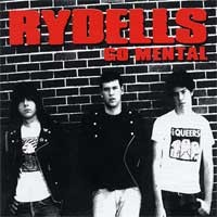Rydells - Go Mental (Cover Artwork)