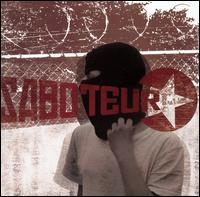 Saboteur - Saboteur (Cover Artwork)