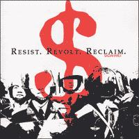 Sadaharu - Resist. Revolt. Reclaim. (Cover Artwork)