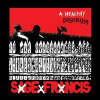 Sage Francis - A Healthy Distrust (Cover Artwork)
