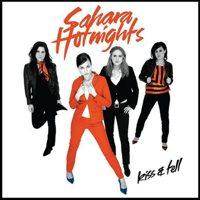 Sahara Hotnights - Kiss & Tell (Cover Artwork)