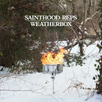 Sainthood Reps / Weatherbox - split [7-inch] (Cover Artwork)