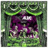 Sakes Alive!! - Act I [7 inch] (Cover Artwork)