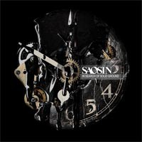 Saosin - In Search of Solid Ground (Cover Artwork)