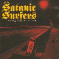 Satanic Surfers - Going Nowhere Fast (Cover Artwork)
