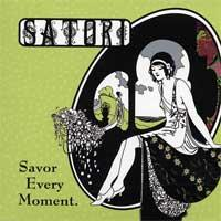 Satori - Savor Every Moment. (Cover Artwork)