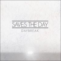 Saves the Day - Daybreak (Cover Artwork)