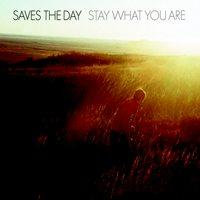 Saves the Day - Stay What You Are (Cover Artwork)