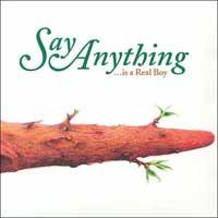 Say Anything - ...Is A Real Boy (Cover Artwork)