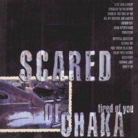 Scared Of Chaka - Tired Of You (Cover Artwork)
