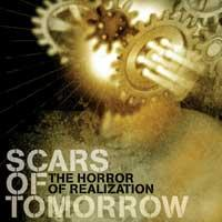 Scars of Tomorrow - The Horror of Realization (Cover Artwork)