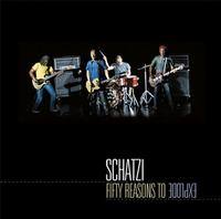 Schatzi - Fifty Reasons To Explode (Cover Artwork)