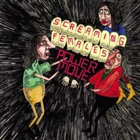 Screaming Females - Power Move (Cover Artwork)