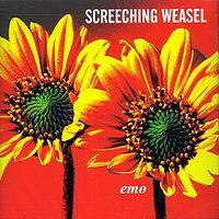 Screeching Weasel - Emo (Cover Artwork)