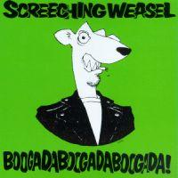 Screeching Weasel - Boogada Boogada Boogada (Cover Artwork)