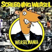 Screeching Weasel - Weasel Mania (Cover Artwork)