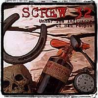 Screw 32 - Under the Influence of Bad People (Cover Artwork)