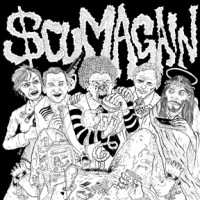 Scum Again - Scum Again [7-inch] (Cover Artwork)