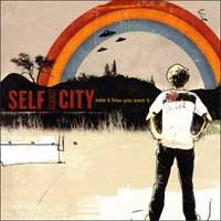 Self Against City - Take It How You Want It (Cover Artwork)