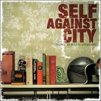 Self Against City - Telling Secrets to Strangers (Cover Artwork)